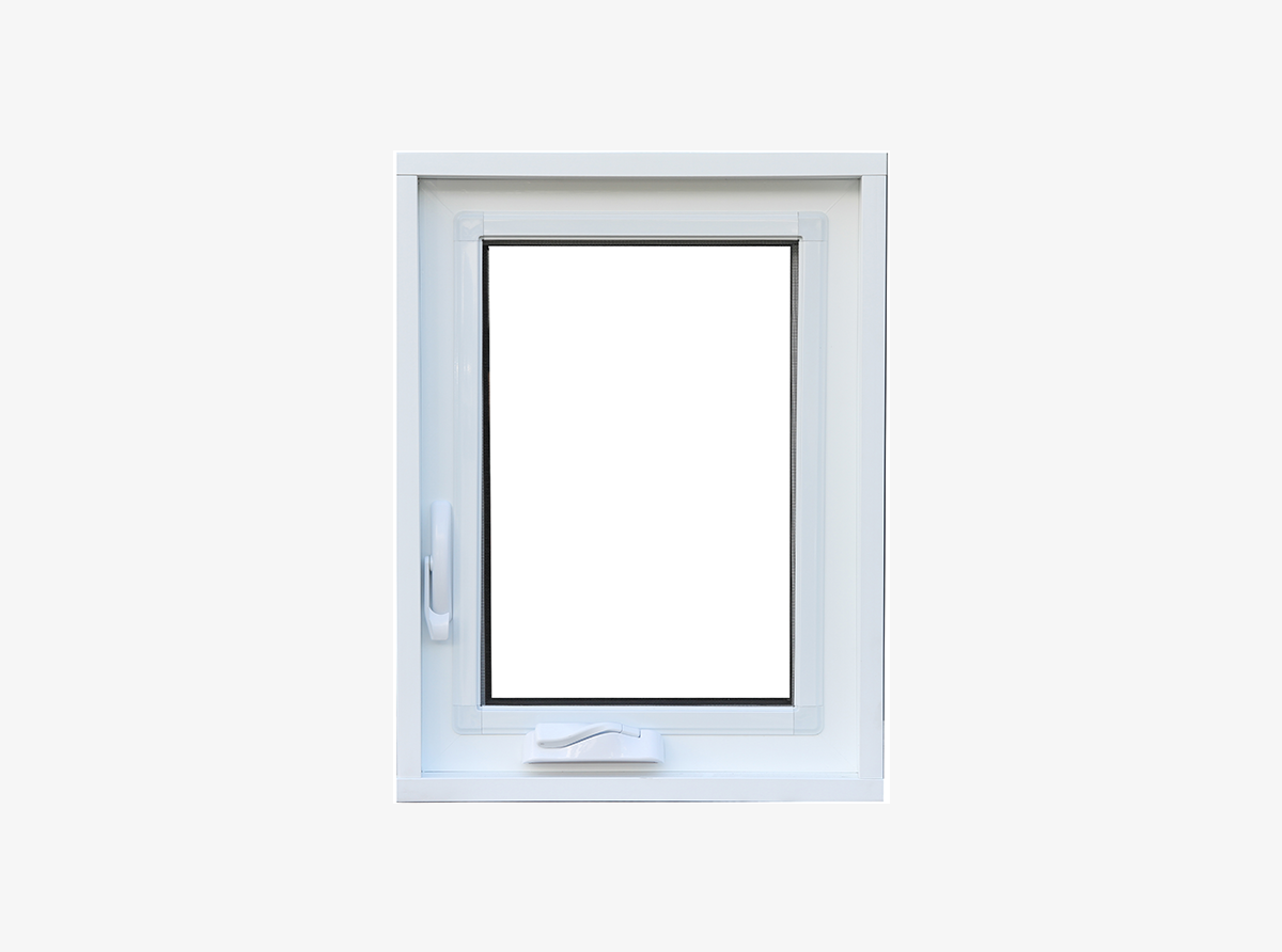 Vinyl casement window greenview windows and doors for What are the best vinyl windows