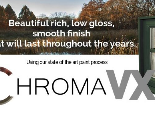 Setting the Tone with our new state of the art paint process ChromaVX™